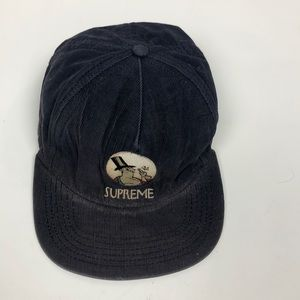 SUPREME NEW YORKER CORDUROY HAT